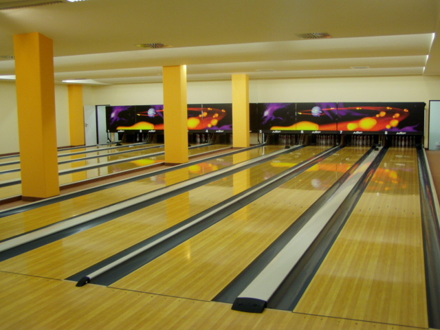 Bowling Český Krumlov